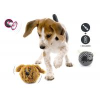Quality Non Toxic Plastic Plastic Dog Balls Toys Motion Activated With Bouncy Tail for sale
