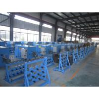 Quality Eco Friendly Copper Wire Bunching Machine ZL104 Aluminum Plate 2.2KW AC Motor for sale
