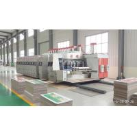 Quality Automatic Printing Slotting Die Cutting Machine for sale