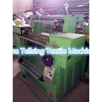 China good quality tellsing brand crochet lace fillit machine for cowboy,shoe,leather,garments on sale