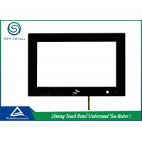 """Transparent 10.1"""" 4 Wire Resistive Touch Panel Window with Dustproof"""