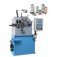 Quality 2 Axis Control CNC Spring machine For Serpentine Springs CE Approved for sale