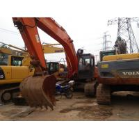 Buy cheap ZX240 Crawler excavator digger for sale used excavator hitachi ZX220 ZX260 from wholesalers