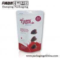 Quality 250 ml filling sealing pouch vitta juice drinking pouch Y1639 for sale