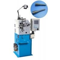 Buy cheap 2 Axis Wire Diameter 0.1mm Reasonable High Accurate Automatic Spring Machine from wholesalers