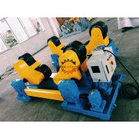 Quality Automatic Pipe Welding Rotator For Turning Long Pipes / Tanks / Shells Body for sale