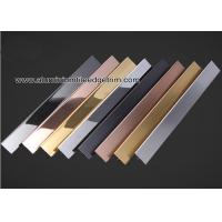 Quality Good Corrosion Resistance Stainless Steel T Section Profiles 20mm Width for sale