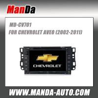 Quality Manda car radio for CHEVROLET AVEO (2002-2010) factory audio system in-dash dvd gps for sale