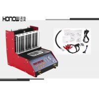 Buy cheap Manual Mode Fuel Injector Testing Cleaning Fuel Injector Tester And Cleaner from wholesalers