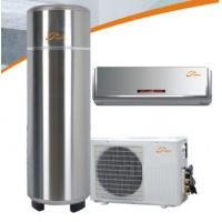 Hot water heating cooling home use air source heat pump for Energy saving hot water systems