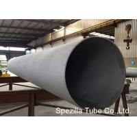 Quality A312 Type 304H Stainless Steel Pipe,ERW pipe surface Annealed & Pickled for sale