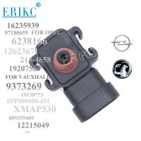 Quality ERIKC 8093594090 Manifold Absolute 97180655 Intake air Pressure Map Sensor 16235939 for Chevrolet Buick GMC SAVANA for sale