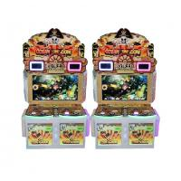 China Fish Hunter Game Redemption Ticket Gambling Machine With Windows Xp Software on sale