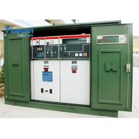 Quality 24kV Outdoor Rmu Ring Main Unit  Electrical Box / Power Distribution Box for sale