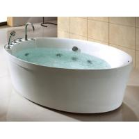 freestanding ovil jacuzzi and portable whirlpool from