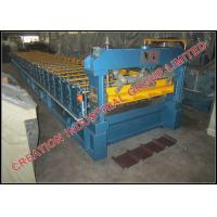 Quality IT4 Roof Panel Roll Forming Machine for Steel and Aluminium Roof Sheets for sale