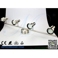 4x5W LED Ceiling Spotlight Fitting AC100-240V with Multi-Direction Adjustable Heads