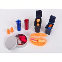 Quality Bulk Cheap Noise Cancelling / Sound Proof Ear Plug With Color Box Packaging for sale