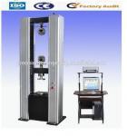 Quality WDW-D Floor Type Comuputer Servo Electromechanical Tensile Testing Machine / Universal Testing Machine for sale