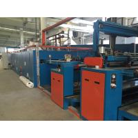 Quality Reduce Cost Fabric Dyeing Machine , Textile Finishing Machinery Hot Air Circulation Oven for sale