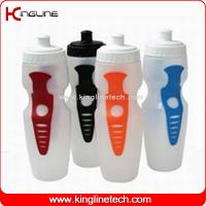 China platic sport bottle,650ml plastic drink bottle (KL-6605) on sale