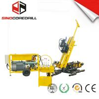 China 75kw Motor Power Hydraulic Underground Core Drilling Rig With NQ 500m on sale