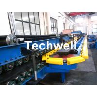 Buy PU Insulated Sandwich Panel Forming Machine With Double Belt Drive Type, Cooling at wholesale prices