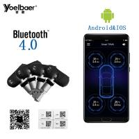 Quality Universal Tyre Pressure Monitoring System Android IOS TPMS Mobile Phone APP Display for sale
