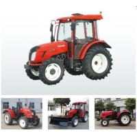 Quality 55 HP Four Wheel Tractor Dry Linkage Type Dual Shift Function Clutch ISO Approved for sale