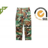 Ripstop Multicam Tactical Combat Pants Rub Resistant For Outdoor Training
