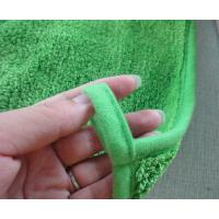 Quality 30 * 40cm 600gsm Microfiber Sports Towel Coral Fleece Super-Thick Absorbent Cleaning Towel for sale