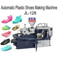 Quality Kingstone Machinery Rotary Single Color Jelly Shoes Injection Moulding Machine for sale