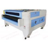 China Textile laser cutting DT-1610 Auto feeding fabric CO2 Laser cutting machine for sale