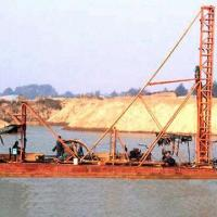 Buy Drilling Suction Dredger, Easily Operated for Sand Dredging at wholesale prices