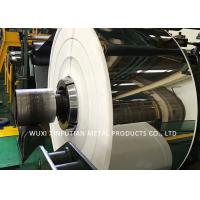 Buy cheap BA NO.6 / Oil Hairline Stainless Steel Surface Finish 304 SS Sheet Coil from wholesalers