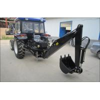 Quality Color Customized Agriculture Farm Tractors , 4x4 40 HP Tractor With Loader for sale