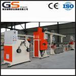 Quality Orange Color Plastic Filament Extruder Machine For 50 Kg/H 3D Printer ABS PLA for sale