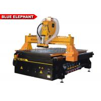 Quality DSP Control System Wood Sign Engraving Machines , High Precision Carpet Carving Machine for sale