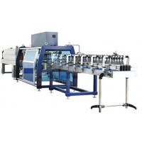 China Industrial Shrink Packaging Equipment With 6 Safe Bar For High Capacity on sale