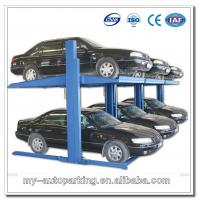 China Parking Car Lift Storage Garage System Car Parking Lift Suppliers on sale
