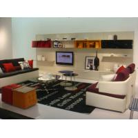 Contemporary Italian Leather Modern Living Room Furnitures Sectional ...