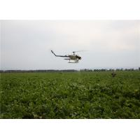 Remote Control RC Helicopter Sprayer for Precision Agricultural Spraying 24 Hectares a Day
