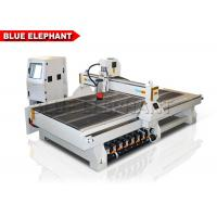 Quality Non - Metallic Mold Personalised Wood Engraving Machine 3.7kW Taiwan DELTA Inverter for sale