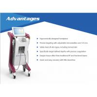 Buy cheap 2017 Professional Thermage Fractional RF Microneedle Machine for Facelift Skin Tightening from wholesalers