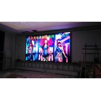 Quality SMD P6 Indoor LED Displays Full Color , LED Video Display Panels Wide View Angle for sale