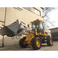 Quality 60kw Heavy Construction Equipment / ZL20F Wheel Loader With 1CBM Bucket Capacity for sale