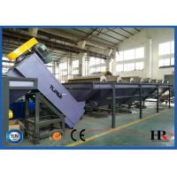 Quality Automatic Plastic Recycling Machine , Pet Bottle Flakes Cleaning Line for sale