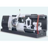 Quality High Spindle Speed CNC Turning Lathe Machine With X/Z Axis Servo Motor for sale