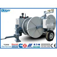 Buy cheap 2 x 55kN Stringing Equipments of Puller Tensioner with Twin Bundle Conductors , from wholesalers