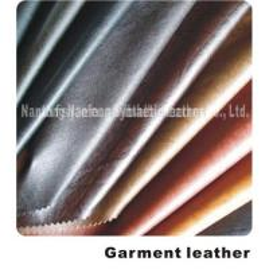 China PU Garment Leather on sale